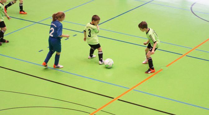 Sparkassen-Cup der F-Junioren