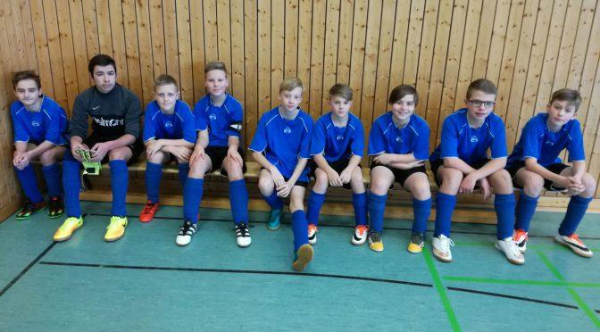 Winter-Soccer-Cup der C-Junioren