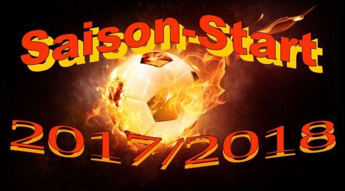 Saison-Start 2017/2018