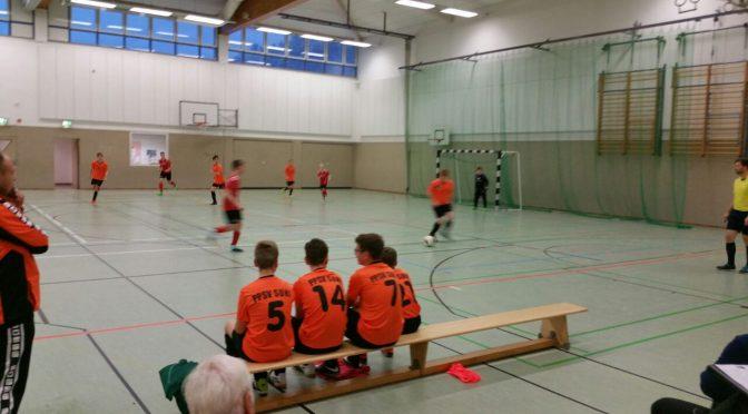 Hallen-Turnier C-Junioren in Steinbach-Hallenberg