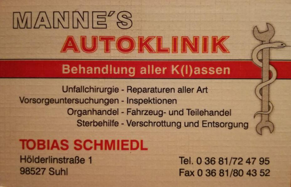 autoklinik- schmiedl